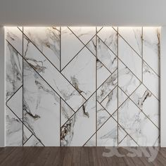 models: Other decorative objects - borghini ardeco Feature Wall Design, Wall Panel Design, Wall Tiles Design, Wall Decor Design, Floor Design, Ceiling Design, 3d Wall Tiles, 3d Wall Decor, Feature Walls