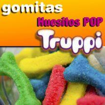 Gomitas Truppi Huesitos POP
