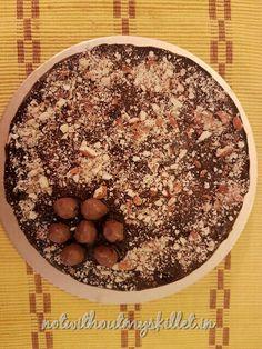 Chocolate Martini Cake