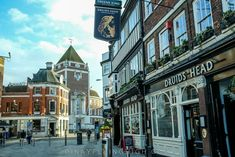 My love for Kingston-Upon-Thames started accidentally – two days after we moved to London, I had a job interview… Kingston London, Kingston Upon Thames, London Blog, Lets Run Away, Running Away, Random Stuff, Babe, Places To Visit, Walking