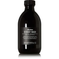 Davines Oi Body Wash, 280ml ($25) ❤ liked on Polyvore featuring beauty products, bath & body products, body cleansers, colorless and davines