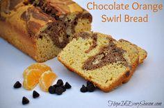 Hope In Every Season: Chocolate Orange Swirl Bread Recipe