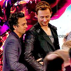 That moment we all wanted to be Mark Ruffalo