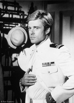 Robert Redford....one of the most handsome men I have ever seen