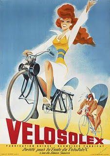 Velosolex 1950s
