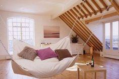 hammock mattress bed