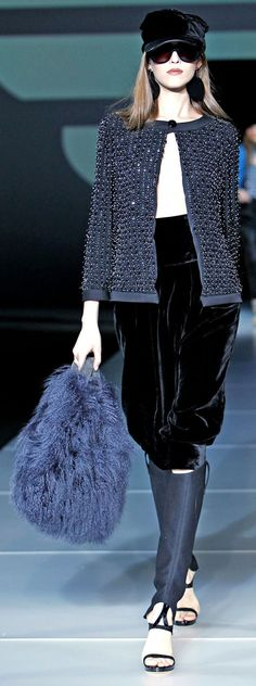 Emporio Armani 2011-2012 Armani Winter Women
