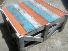 More pallet BEACH tables coming soon! Island Gypsy Interiors