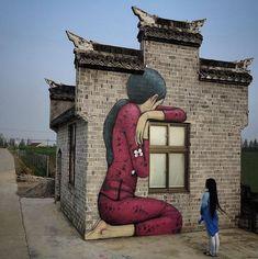 Amazing Street Art by Seth Globepainter