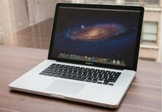 Hands On:15-Inch Retina MacBook Pro