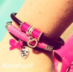 Pulsera / Bracelet - Lovely Xilf - Nice & Handmade Things  www.lovelyxilf.com