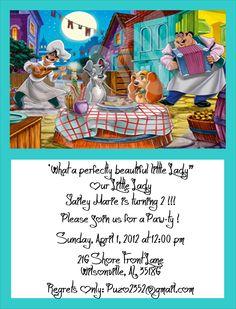 Jailey's Invitations