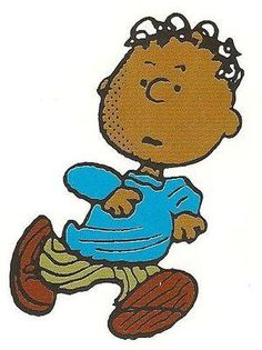 Franklin: The first African American Peanuts character.