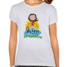 Brave and Bold Girls Shirt