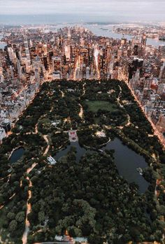 Style beaches Central Park from above - New York City photo by Trent Szmolnik ( on. Central Park from above - New York City photo by Trent Szmolnik ( on Unsplash New York Trip, New York Travel, Travel Usa, New York Life, Overseas Travel, London Travel, Travel Plane, Amsterdam Travel, Cruise Travel