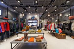 mylifestylenews: agnès b. @ Rue de Marseille One Stop Lifestyle Concept Flagship Store Opens in Hong Kong