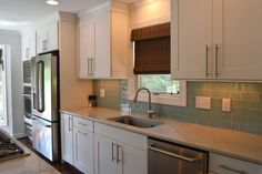 Kitchen/Cabinet/Shaker/Doors/Remodel/Design/Hatchett
