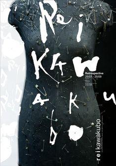 At. design department,  diploma projects Rei Kawakubo retrospective, 2009