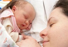 An article about body changes in the immediate postpartum period.