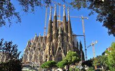 Соборе Святого Семейства в Барселоне