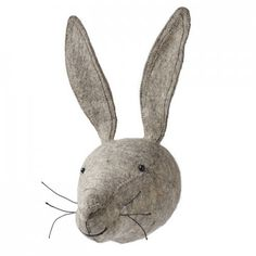 Animal Head - Hare
