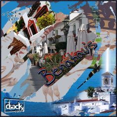 diseño gráfico sobre benahavís en la costa del sol by diseclick.com