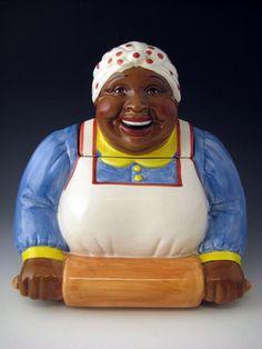 Mammy Cookie Jar