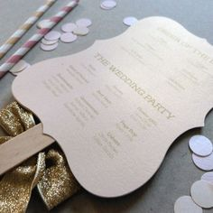 Wedding Program Fan Order of Service Programme by TheLovePaperCo, Like the fan idea! Wedding Program Fans, Wedding Fans, Wedding 2015, Wedding Things, Dream Wedding, Georges Hall, Wedding Booklet, Invites, Wedding Invitations