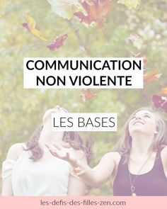 Communication non violente: les bases - buslaurel Communication Positive, Education Positive, Massage Tips, Massage Benefits, Positive Mind, Positive Attitude, Massage Pressure Points, Happy Minds, Zen Meditation