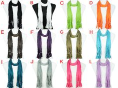 Jewellery Scarf Accessories without Jewelry Pendant, DIY Scarves Cloth, PT-387