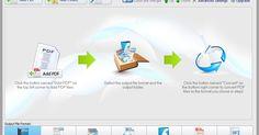 Πρόκειται για μία μια απλή δωρεάν εφαρμογή που θα σας επιτρέψει να μετατρέψετε αρχεία PDF σε διαφορετικά formats. Δεν χρειάζεται πλέον να ανησυχείτε για τυχόν προβλήματα στην αντιγραφή ή την επεξεργασία των αρχείων PDF αφού μπορείτε πλέον να μετατρέψετε αρχεία PDF σε άλλες μορφές αρχείων πολύ εύκολα για περαιτέρω επεξεργασία ή άλλη χρήση. Ποιο συγκεκριμένα μετατρέπει αρχεία PDF σε Word κείμενο EPUB εικόνα HTMLSWF PDF και τέλος μετατρέπει σαρωμένα έγγραφα PDF σε επεξεργάσιμα αρχεία με την…