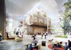 Arkitema diseña nuevo edificio cívico en Dinamarca