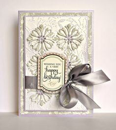 Crafty Creations with Shemaine: Anna Griffin