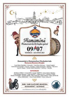 Hamamönü Ramazan'da bir başka güzel