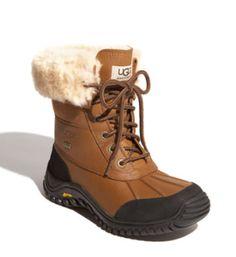 The perfect POLAR VORTEX boots!
