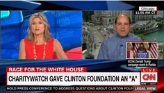 CNN Boasts of 'Excellent,' 'Gold Star' Clinton Foundation; Rules People Will Die Without It