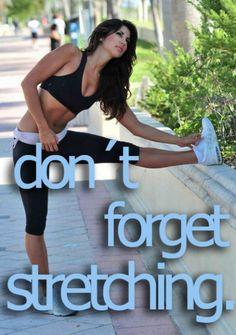 Stretch!