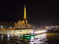The Eiffel Tower travel-and-places