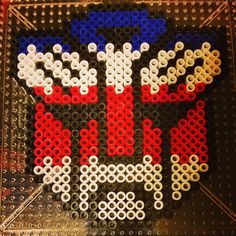 Transformers perler beads by theinstakat