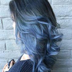 Inusitado e estiloso: aposte no Denim Hair, #glamboxbrasil
