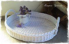 Наши плетеночки — Подносы и тарелки (не более двух фото одной работы ) | OK.RU