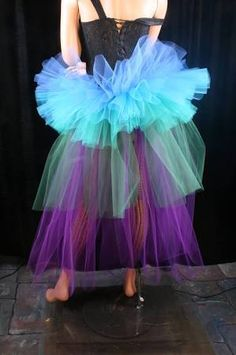 tutu burlesque skirts womens - Google Search