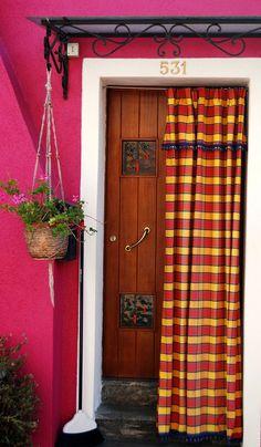 Burano Door | Flickr - Photo Sharing!
