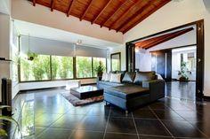 Black Tile Floors