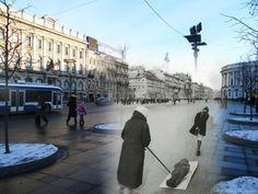 Fotomontajes Leningrado