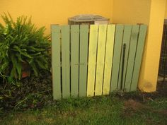 cheap privacy fence