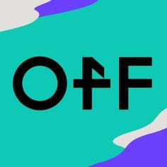 """Popatrz na ten projekt w @Behance: """"OFF Festival 2016"""" https://www.behance.net/gallery/49284085/OFF-Festival-2016"""