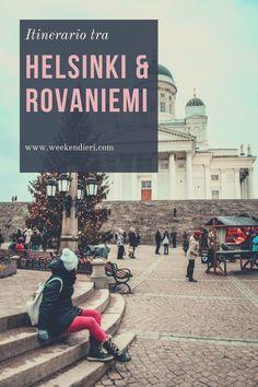 Hai in programma un viaggio in Finlandia? In questo articolo troverai cosa vedere in Finlandia, come arrivare, cosa portare e molto altro. In particolare troverai una guida per le città di Helsinki e Rovaniemi.  #finlandiacosavedere #cosavedereinfinlandia #helsinki #helsinkiphotography @iweekendieri