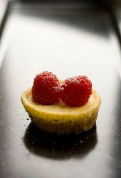 Fakta ja Farfalle: Juustokakku-cupcake