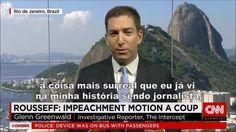 Ganhador do prêmio Pulitzer de jornalismo o jornalista Glenn Greenwald que mora no Brasil relata a conjuntura politica do Golpe à influente âncora Christiane Amanpour da CNN logo após a votação do impeachment na Câmara dos Deputados. [parte 1] 18/04/2016 #MuseuDoGolpe #opiniao . .  Eles saíram da ditadura apenas em 1985 e é realmente perturbador ver eles brincando com a democracia desse jeito. Glenn Greenwald . . . . # #democracia #democraciasempre #democraciabrasil #impeachment #golpe…